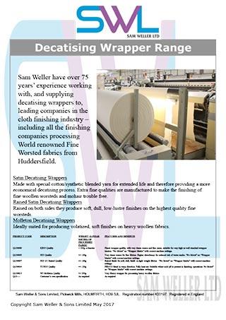Wrappers Leaflet